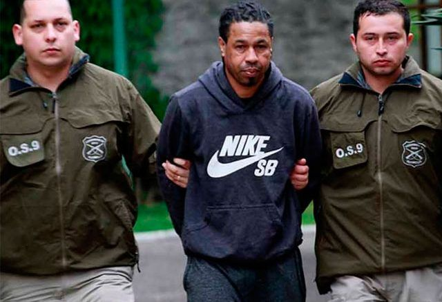 Agarraron al hombre que violó y le echó aceite hirviendo en la cara a una venezolana en Chile