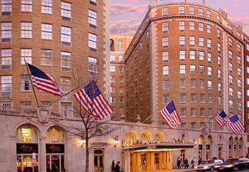 Mayflower Hotel, Washington, DC