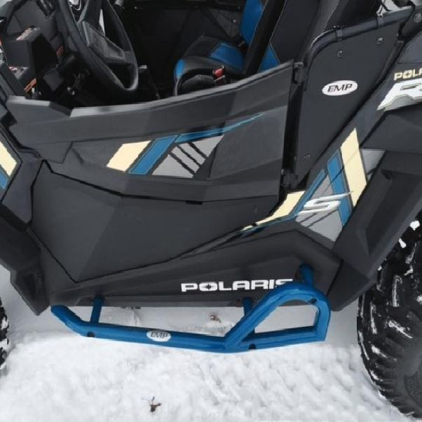EMP Door Inserts for Polaris RZR XP 1000/XP Turbo/S 900: SideBySideStuff.com