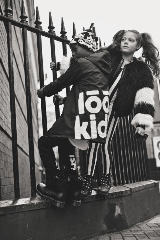 KIDS ON THE BLOCK  http://www.thelittlerevolution.co.uk/little-revolution-issue-19   Models: Olly @ Boyswhomodel, Savanna, Antoine, Jada @ Mini Models Agency  H&M: Millie Glenister  Photography: Danielle Owen Styling: Kate Hill