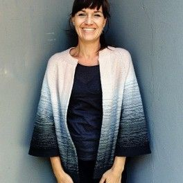 Camilla Vad - Dip Dye Jakke