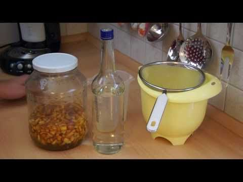 Jak zrobić Przepyszną Nalewke z Pigwy cz.2 - YouTube