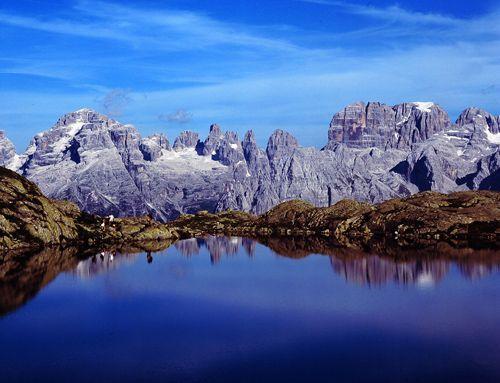 Altopiano della Paganella - Dolomiti di Brenta