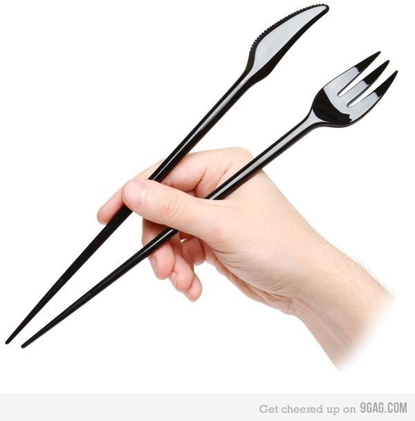 Chopsticks?