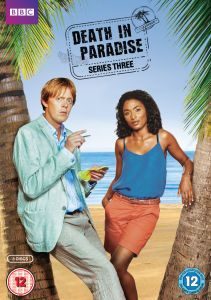 Death in Paradise. I only started watching when series 3 came out