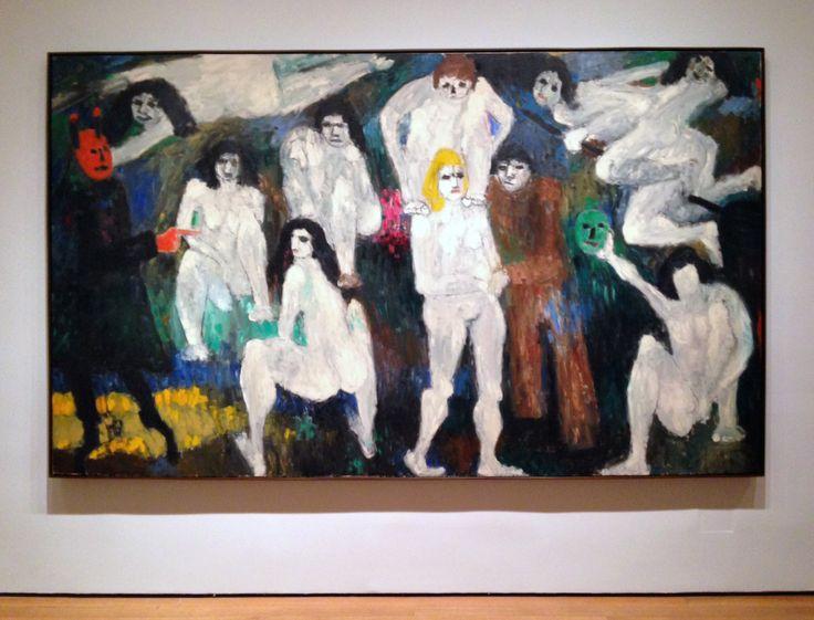 Bodies at War: 'Soldier, Spectre, Shaman' at MoMA Jon Muller Faust 1956: