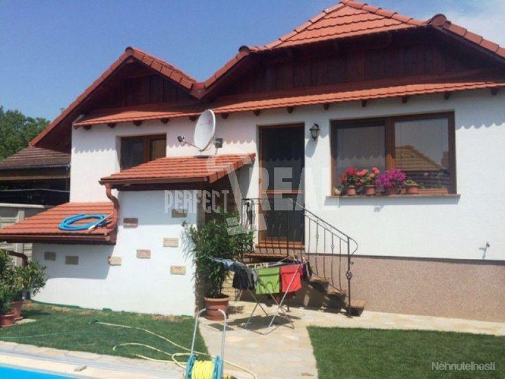 Krásny rodinný dom v Hamuliakove na celoročné bývanie.....