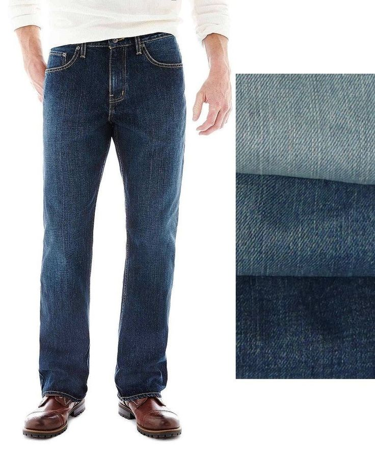 602 best images about Men's jeans on Pinterest | Big & tall, Lined ...