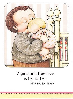 A Girl's First True Love Is Her Father