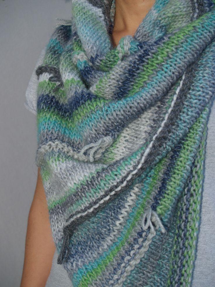 shawl by plexiproject
