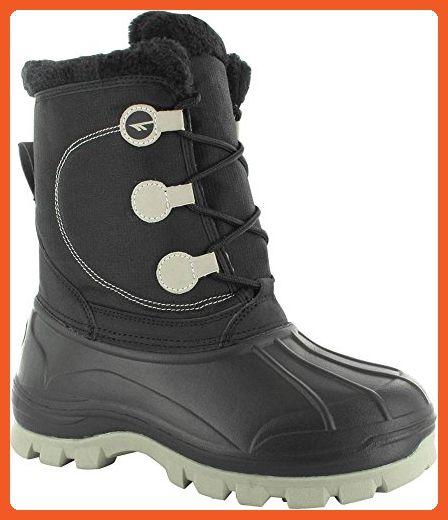 Hi-Tec Women's Cornice Hiking Boot,Black/Grey,9 M US - Boots for women (*Amazon Partner-Link)