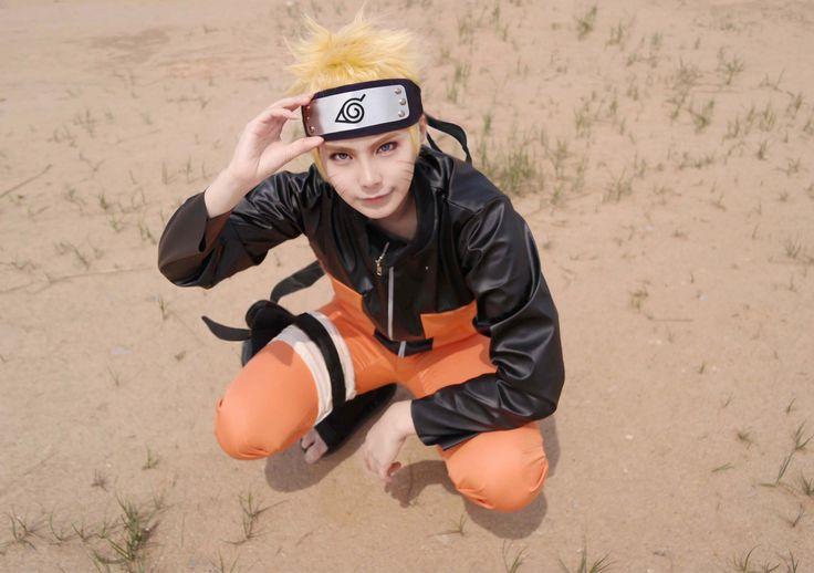 SEUNGHYO(SYO) Naruto Uzumaki Cosplay Photo - Cure WorldCosplay