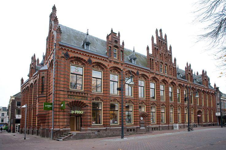 ANP Pers Support - Postkantoor Arnhem genomineerd voor Willem Diehlprijs 2011
