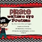 Aaargh you using your writer's eye?? These pirate themed Writer's Eye posters, by First Grade Glitter and Giggles, are a wonderful visual to displa...