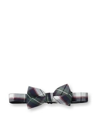 43% OFF Urban Sunday Kid's Green/Red/White Plaid Bow Tie (Green/Red/White)
