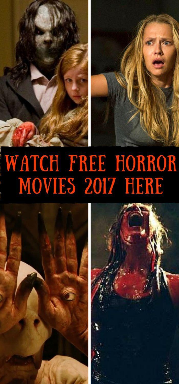 Wacht the best horror movie online