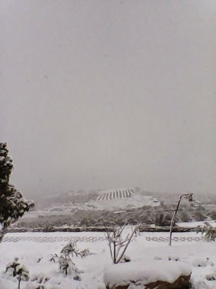 snow @minoancamp
