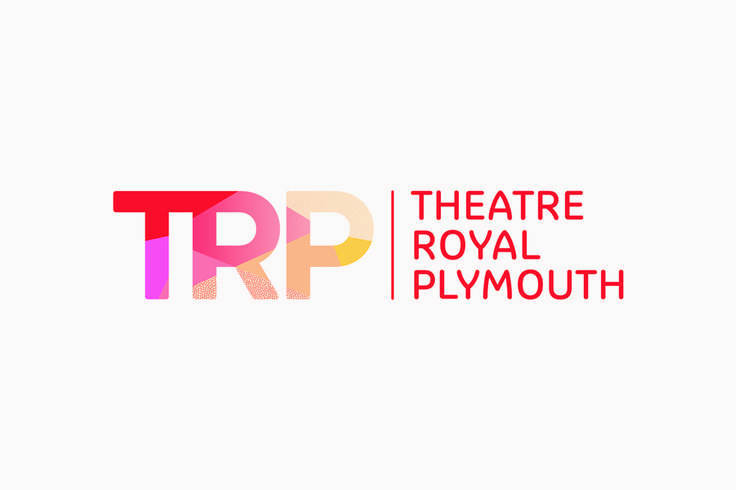 Logotype for Theatre Royal Plymouth designed by Spy
