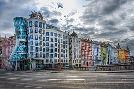 Tour Privado en Praga - Unity Tours Praga  #RepúblicaCheca #Turismo #Praga #QuehacerEnPraga #CasaDanzante
