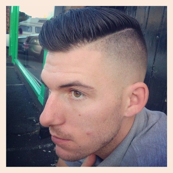 undercut on Pinterest | Undercut, Barbers and Men's Cuts