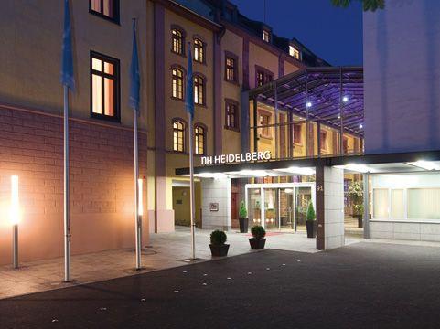 Außenansicht - NH Heidelberg