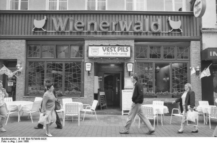 ღღ Heute bleibt die Küche kalt, wir gehen in den Wienerwald.
