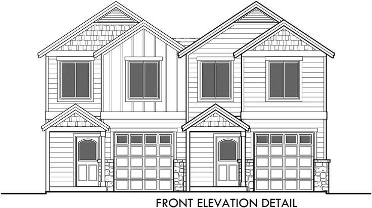 9 Best Rental Property House Plans Images On Pinterest Building Designs House Floor Plans