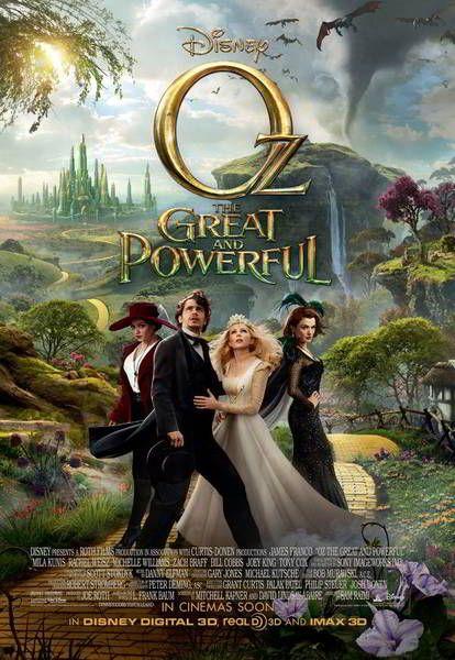 ver Oz El Poderoso (Un mundo de fantasia) 2013 online descargar HD gratis español latino subtitulada