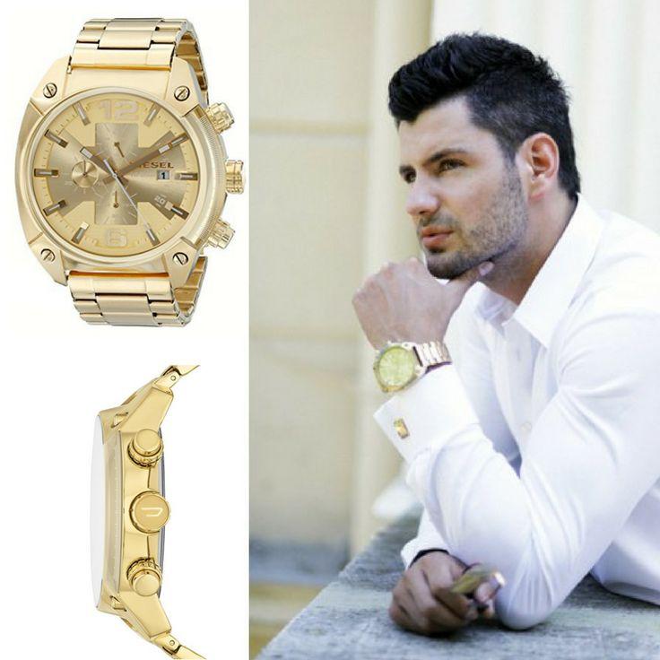 Dale un nuevo estilo a tu Look con este reloj Diesel..¡¡¡ WhatsApp 3315201720 pedidos Karina Valle ¡¡ 15% DESCUENTO ¡¡