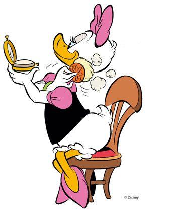 daisy duck | Daisy Duck – Eine Ente mit Grazie, Charme und schönen Schuhen