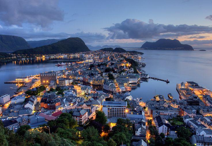 11 Vivir en Noruega