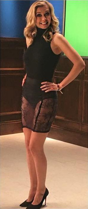 Rachel Riley - A Fan Site • View topic - See through outfit...