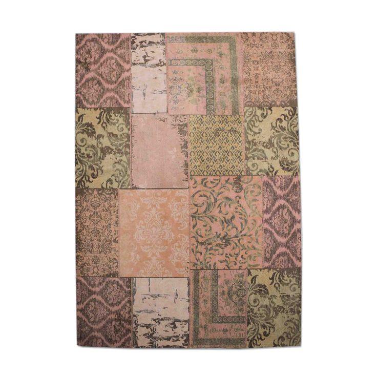 Carpet Patchwork - orange