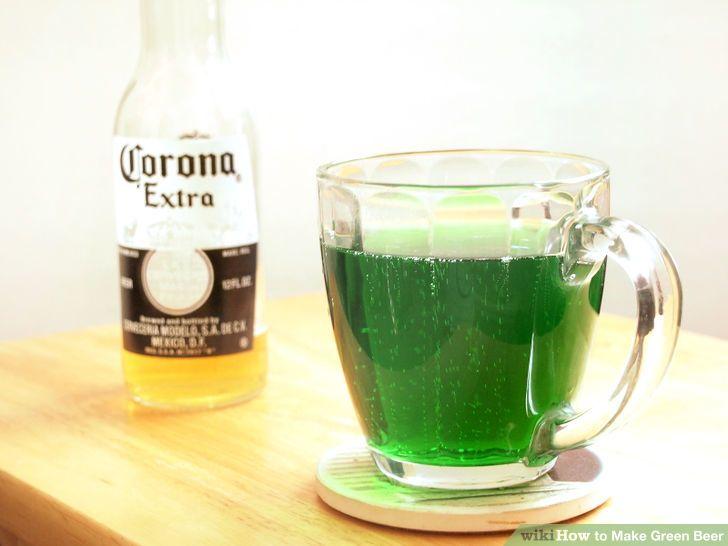 Image titled Make Green Beer Step 4