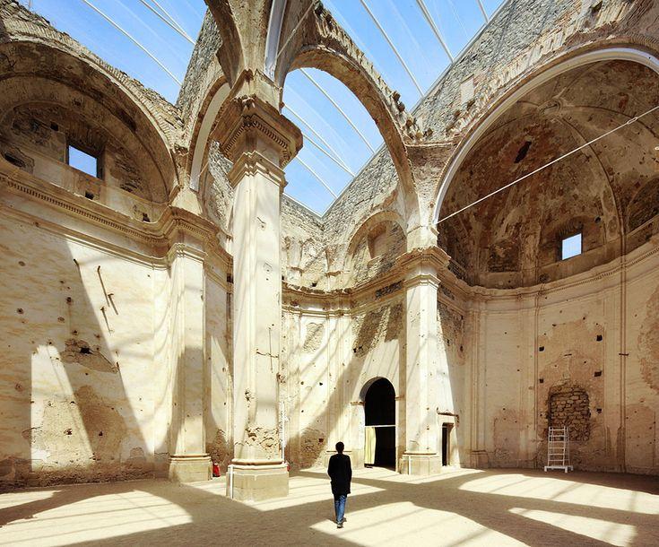 1 Huge Skylight Church