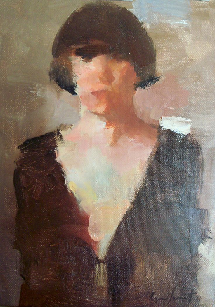 Portrait: oil painting. By Ryno Swart. Artisan Gallery 031 312 4364. info@artisan.co.za.