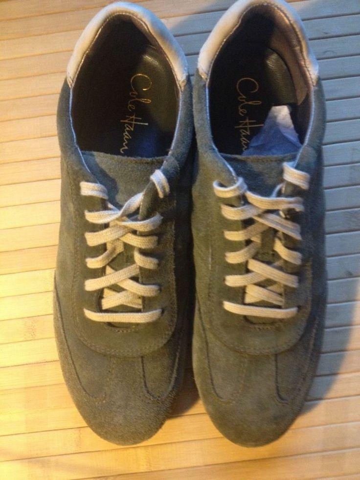 Cole Haan Suede Comfort Medium Width (B, M) Shoes for Women
