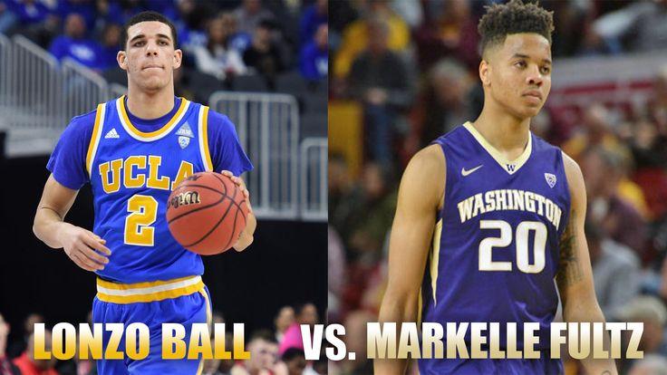 Lonzo Ball vs. Markelle Fultz NBA Draft Breakdown