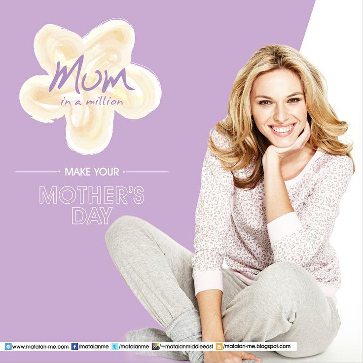 Make your #Mum feel special this #Mother's #Day! Treat Her with #MATALAN's great range of #gifts and presents! www.matalan-me.com  اجعل/ي #امك تشعر بأنها مميزة في عيدها ! اختر لها #هدية من تشكليلة الهدايا الواسعة لدى #ماتلان   #عيد_الام #ماتلان #هدايا  #Mother_day #Mama #Matalan #gift