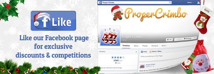 Personalised Christmas Stockings & Santa Sacks – Proper Crimbo