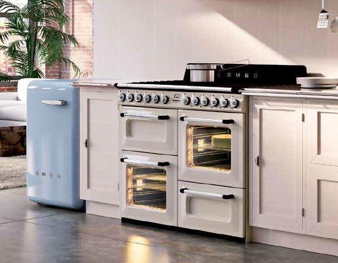 17 best images about keukens on pinterest ramen white - Piano de cuisine falcon ...