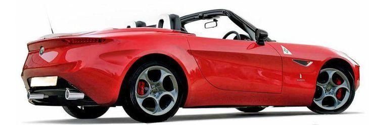 2014 Alfa Romeo Spider Convertible