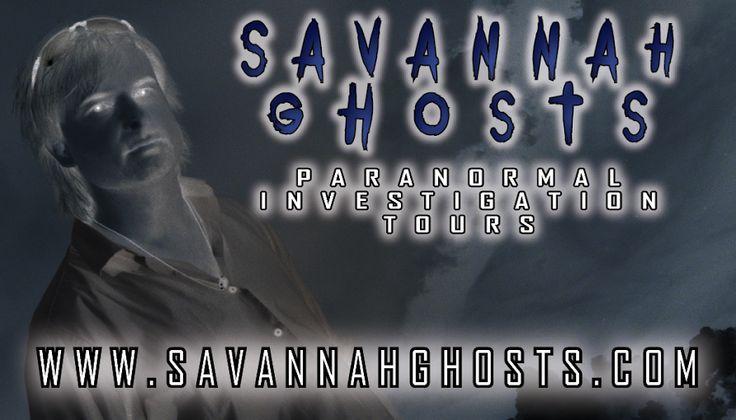 SAVANNAH GHOSTS Paranormal Investigation Tours - Google+