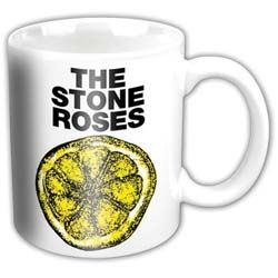 Stone Roses Boxed Mug: Lemon