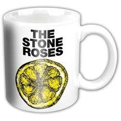 Stone Roses Boxed Mug: Lemon