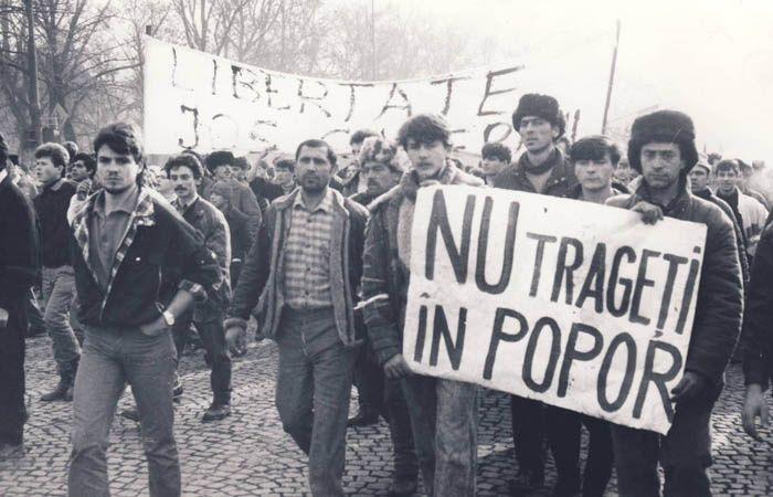 Cum era să mor de două ori la Revoluția din '89