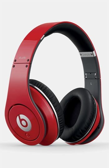 Listen with love: Beats by Dr. Dre 'Studio' #Nordstrom