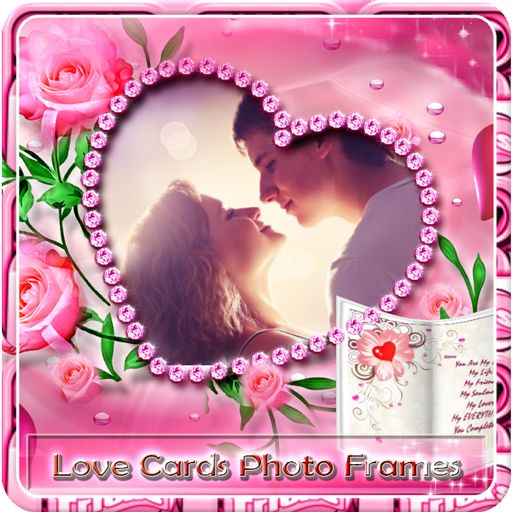 Best 16 Love Cards photo frames images on Pinterest | Android apps ...