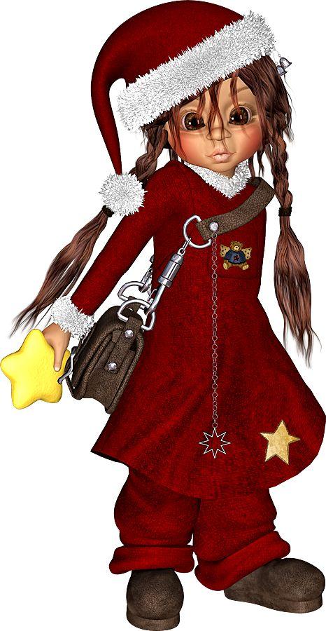 ... | TUBES & POSERS | Pinterest | Christmas girls, Girls and Christmas