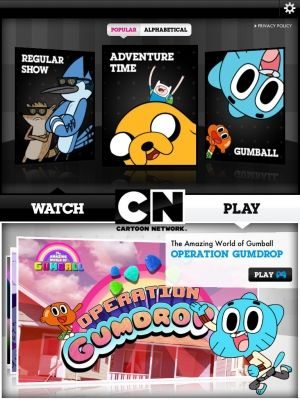 """Cartoon Network Asia launches second screen app called """"CN Watch & Play"""""""
